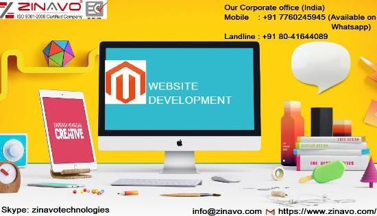 Affordable Megento Website Design and Development Company