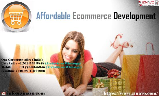 Ecommerce Website Development Company in Cleveland