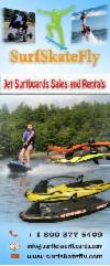 Jet Surfboard Sales And Rentals